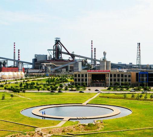 仟亿达与首钢京唐就高效节能水泵改造项目签约合作