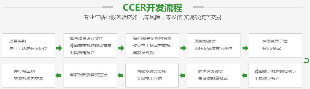 碳交易流程