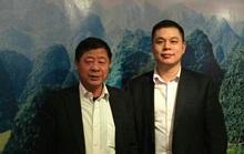 董事长郑两斌与贵州省政协主席王富玉